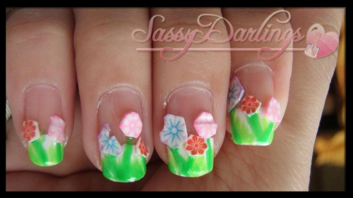 Fimo Nail Art - The Latest Trend in Nail Art-3