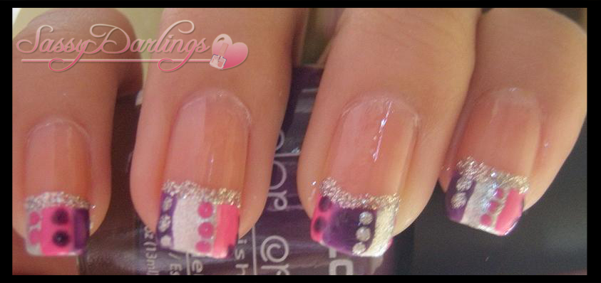 "Nails Art: ""Triple Three"" Nail Art Tutorial"