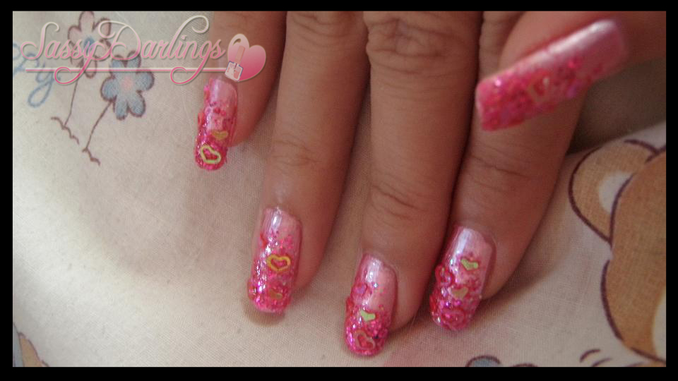 Nails Art: Clubbing Nail Art Tutorial