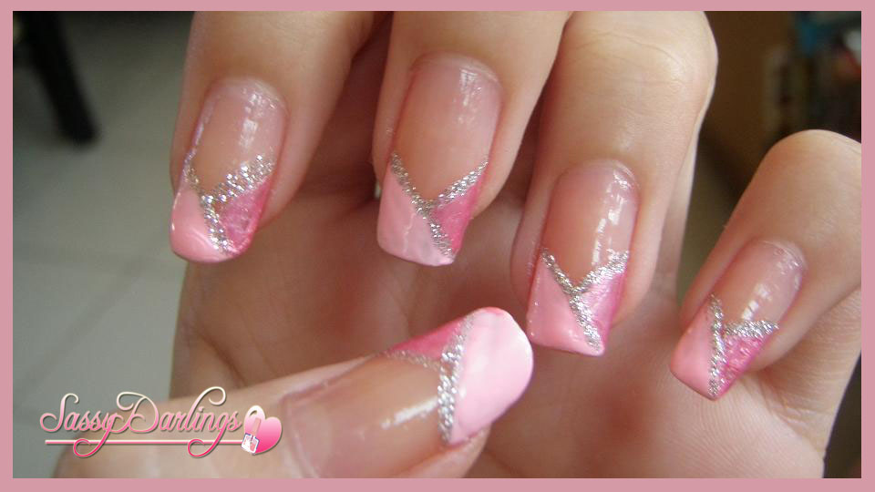 French manicure | Nail Art Love