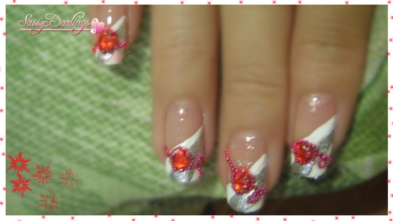 Wedding Nail Art Nail Art Love