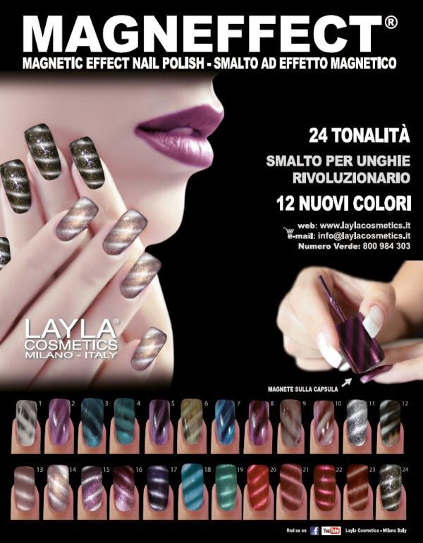 Magnetic Nail Polish | Nail Art Love