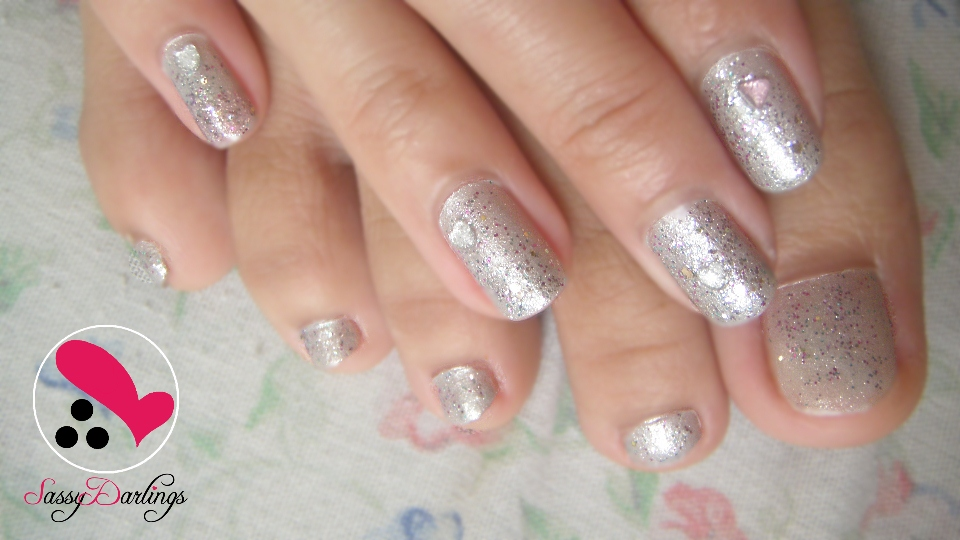 Nails Art: Wedding Nail Art