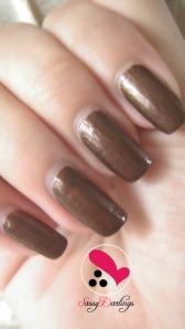 Etude House LUCIDarling #4 - Shimmering Mocha Brown