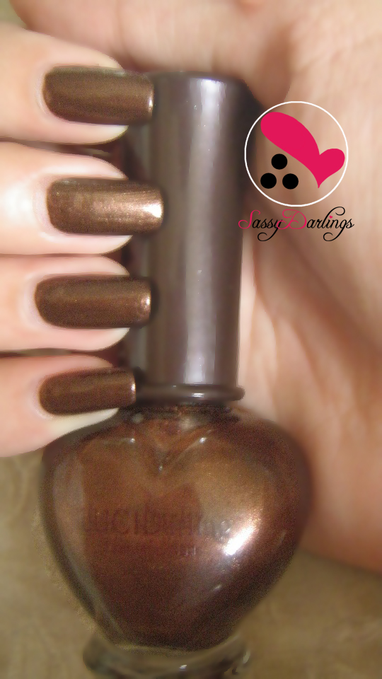 Etude House LUCIDarling #4 - Shimmering Mocha Brown