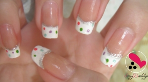 wonder girls' lim nail art